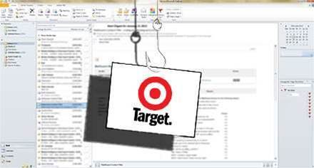 Phishing email caught contractor in Target breach