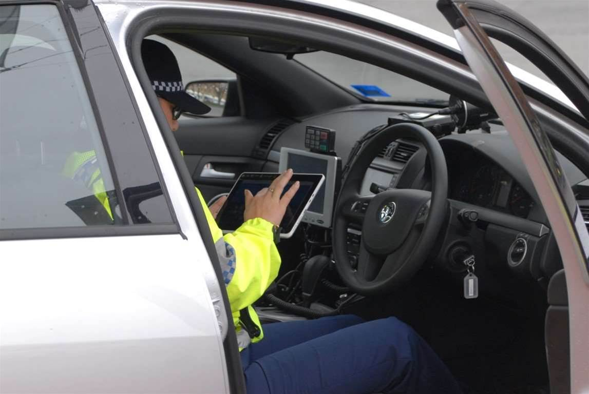 Tas Police to issue fines via tablets