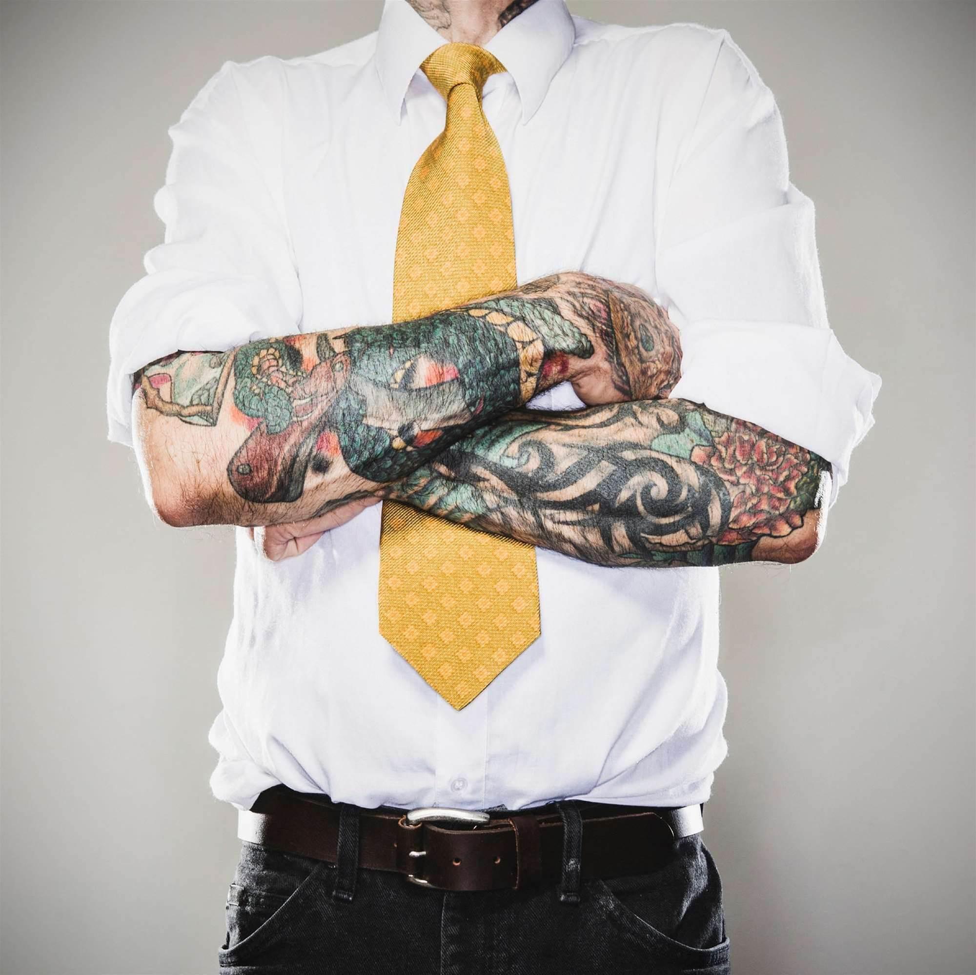 NIST tests biometrics algorithms for tattoo-matching database