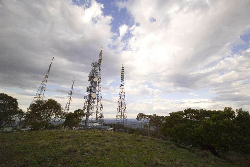 Residents renew fight against mobile towers