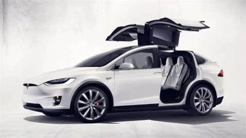 The Tesla Model X combines Ferrari speed with Volvo safety