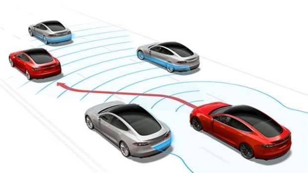 Watch the Tesla Autopilot prove people are stupid