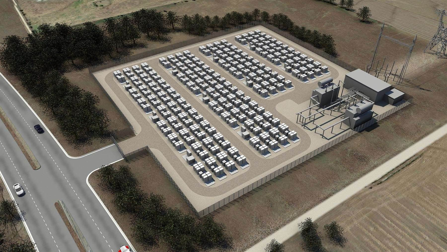 AWS trialling Tesla batteries in data centres