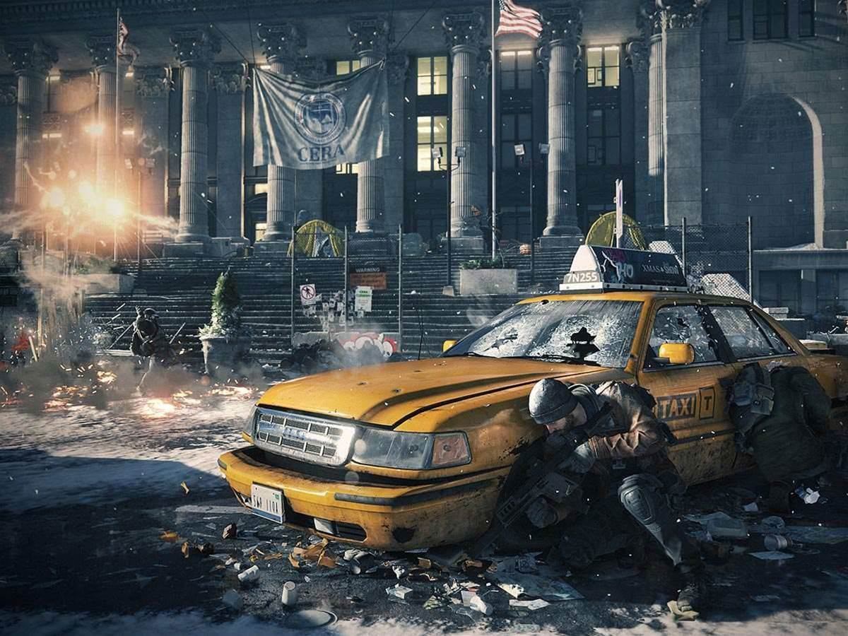 The Division's Dark Zone is getting tougher