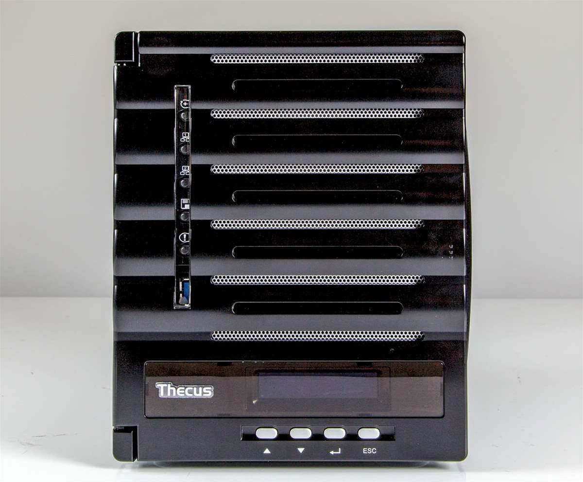 Review: Thecus N5550