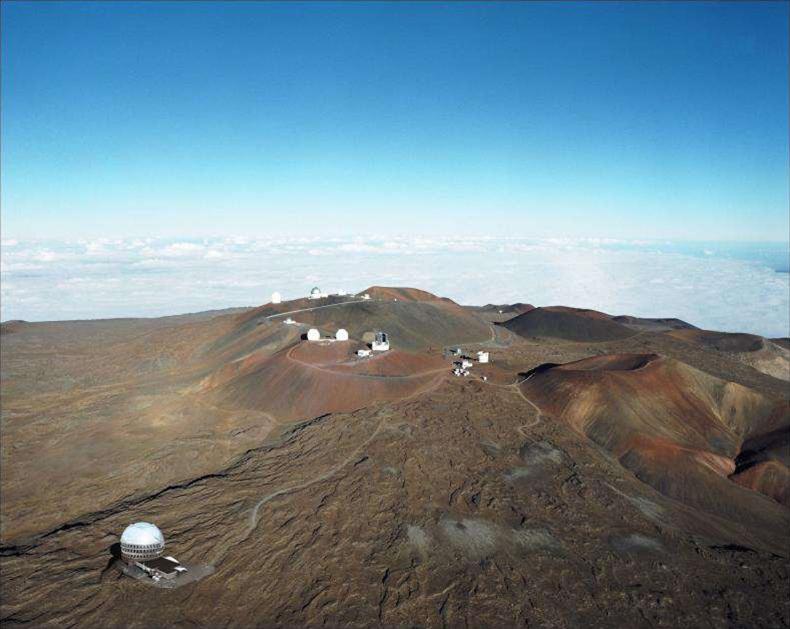 Cyberattack Takes Down Controversial Mauna Kea Telescope Website