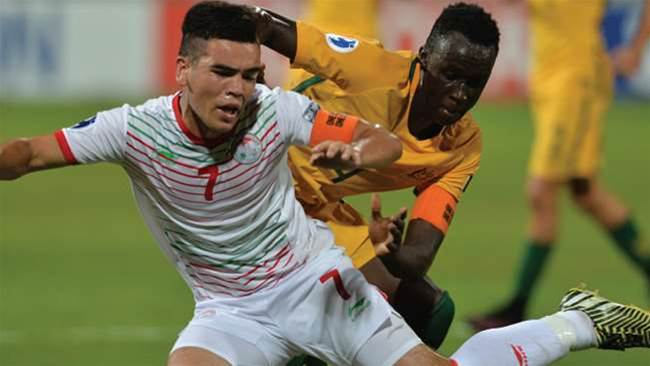 Young Socceroos fail to make World Cup