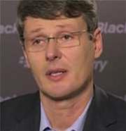 CEO plans for 'lean, mean' RIM