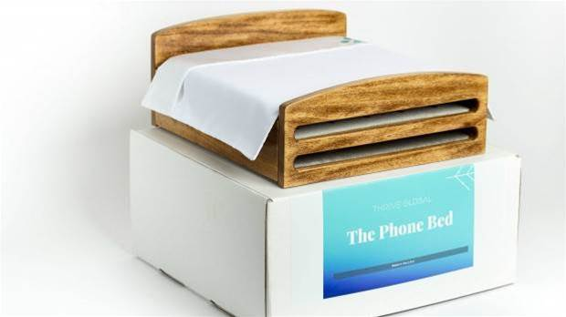 The phone bed is the most ludicrous product you'll see today