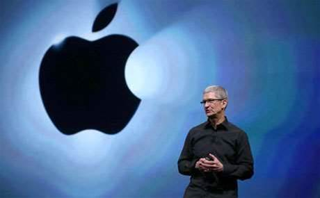 "Apple cheered for ""biggest profit in corporate history"""
