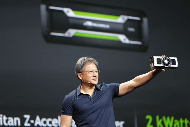 NVIDIA announces GeForce GTX Titan Z mega video card