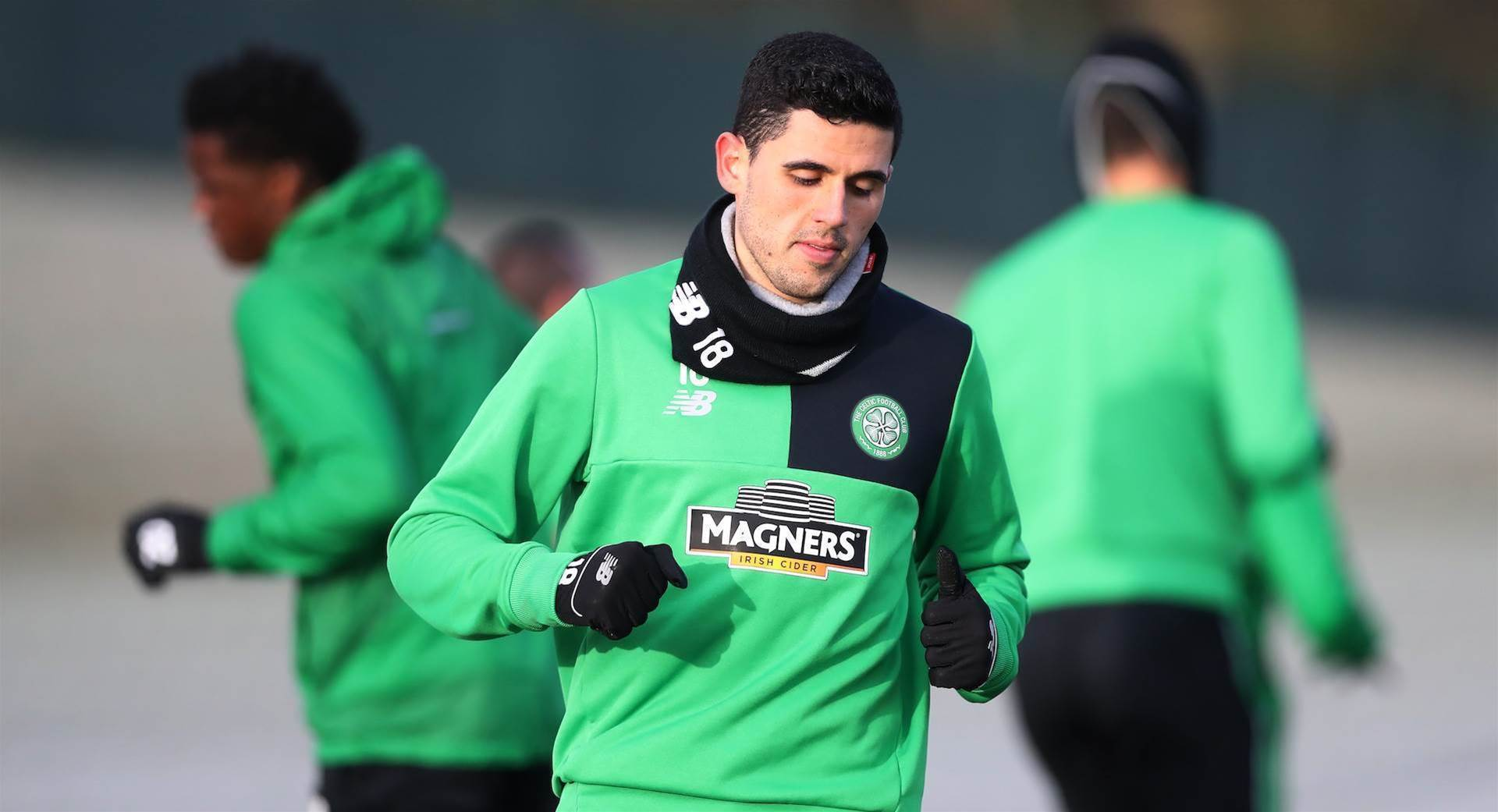 Rogic cleared of serious injury