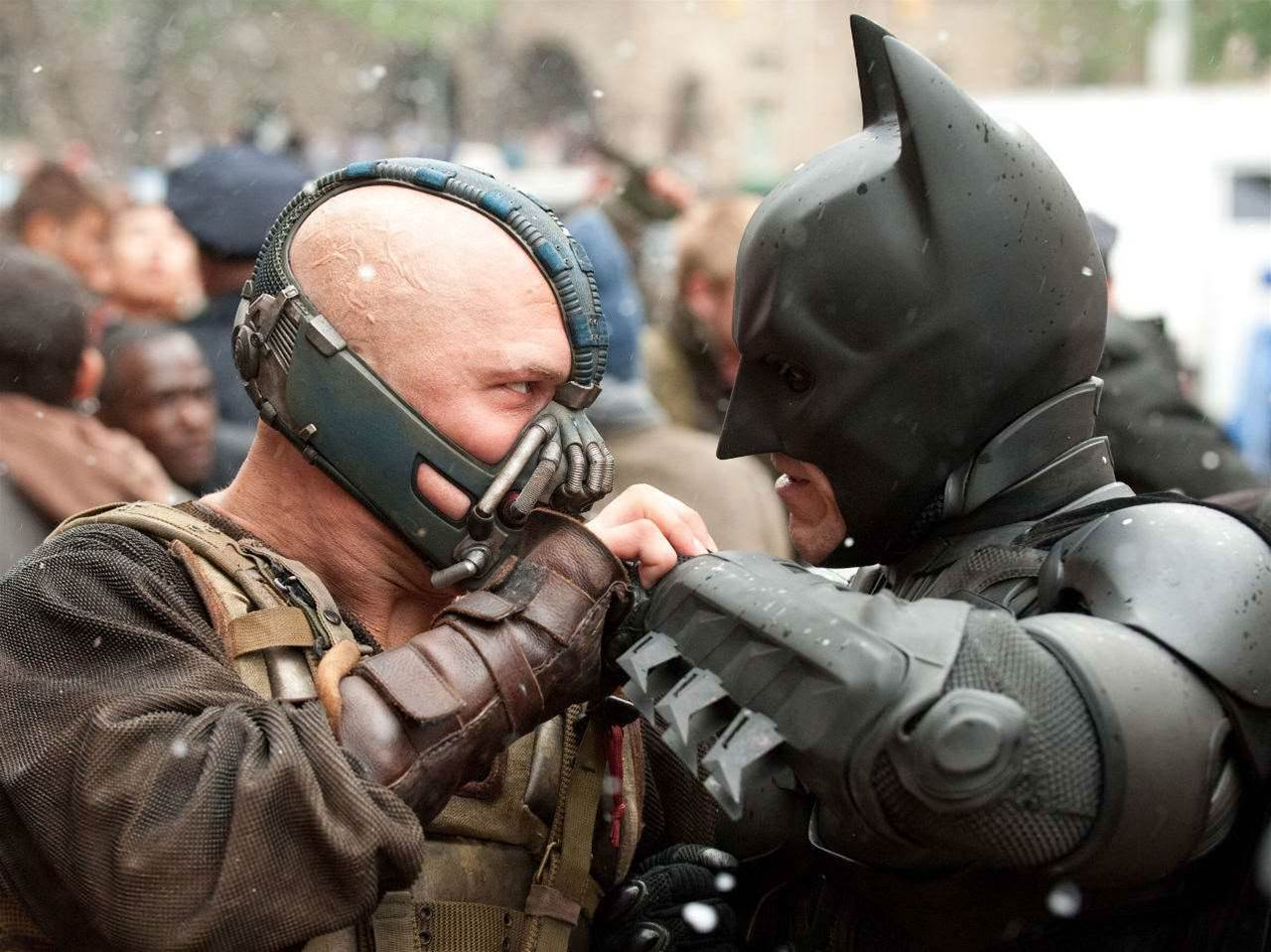 The Dark Knight Rises– A lot of ash with very little phoenix
