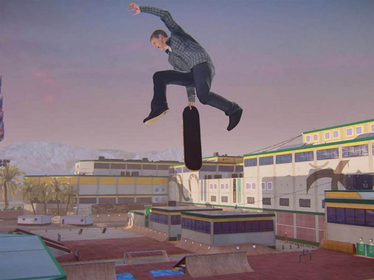 Tony Hawk's Pro Skater 5 announced for this year