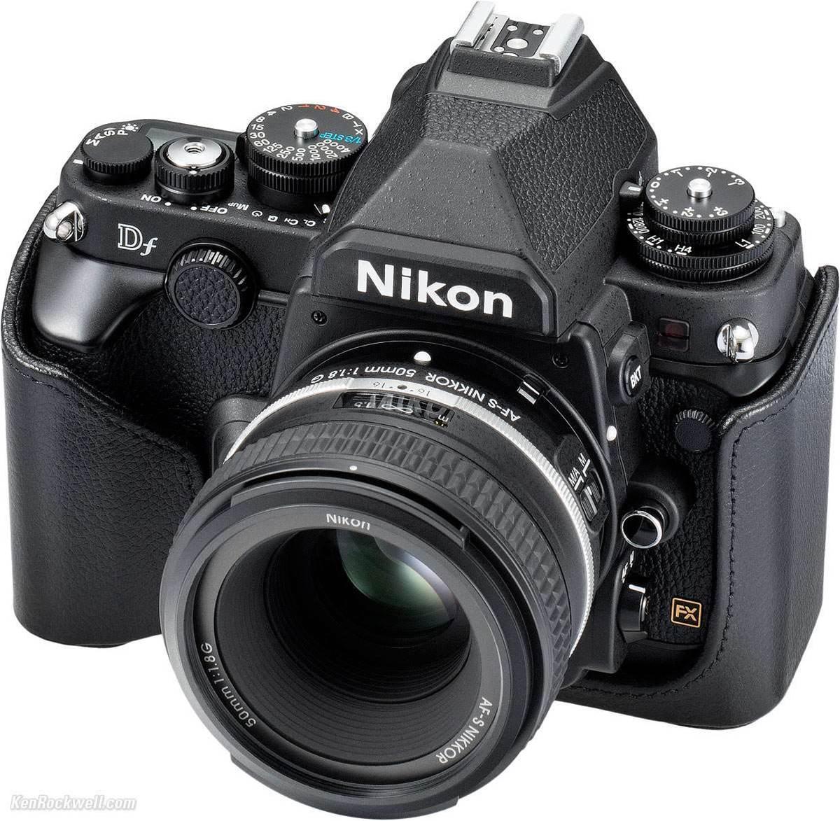 Labs Brief: Nikon DF