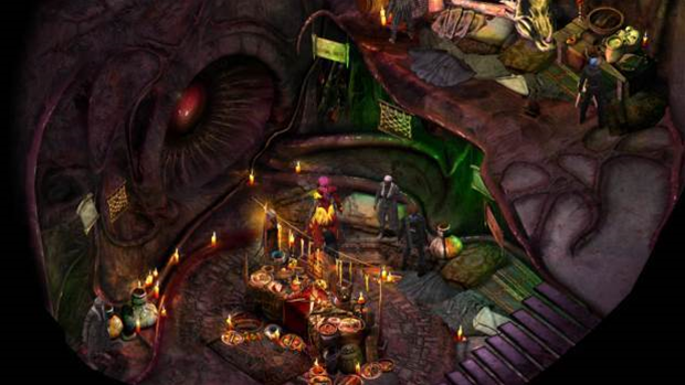 Hands-on Preivew: Torment: Tides of Numenera is a journey into the strange