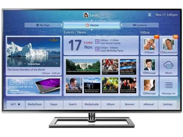 Toshiba to launch three giant 4K TVs this August