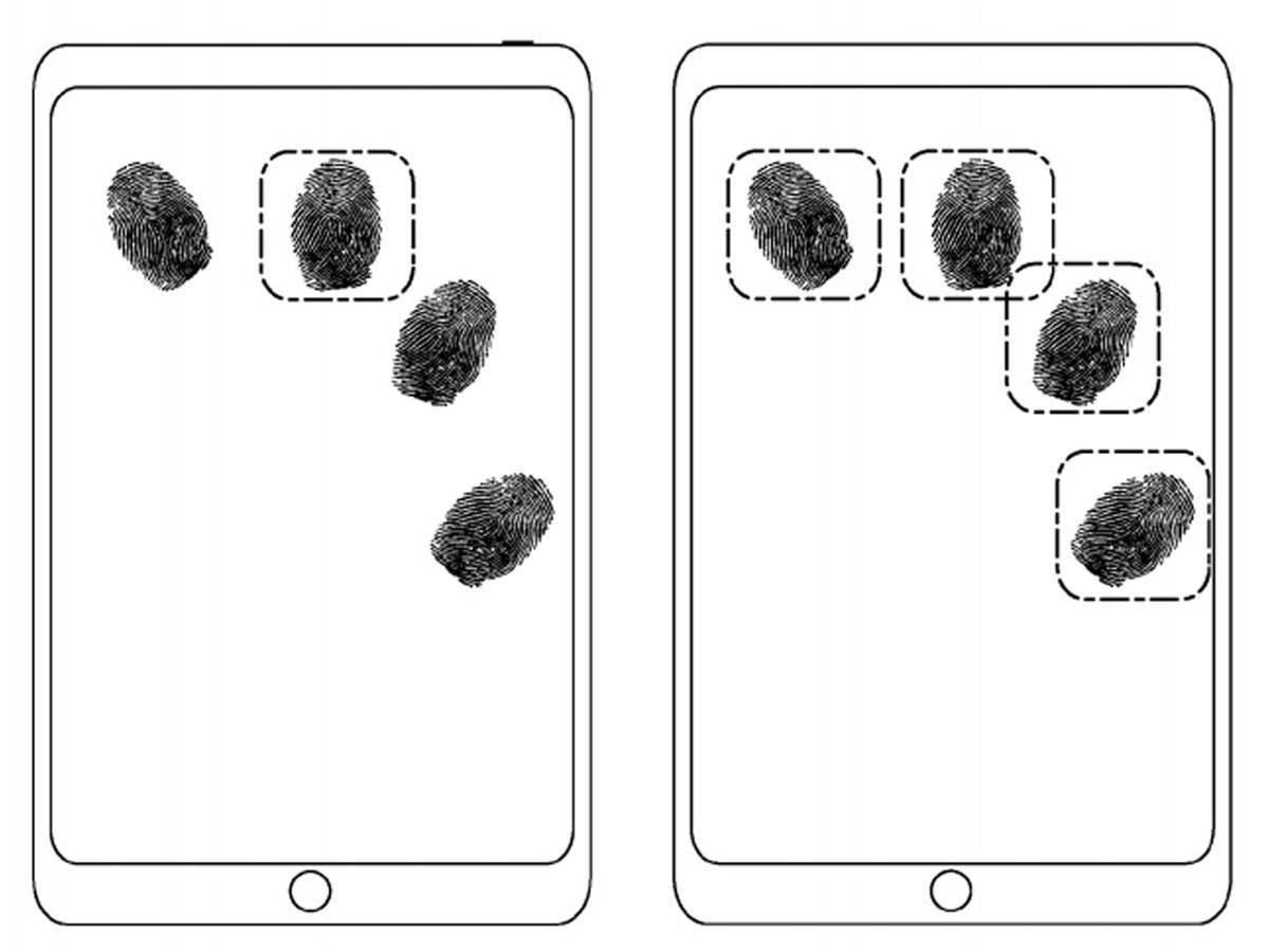 New Apple patent suggests Touch ID may be coming to touchscreens