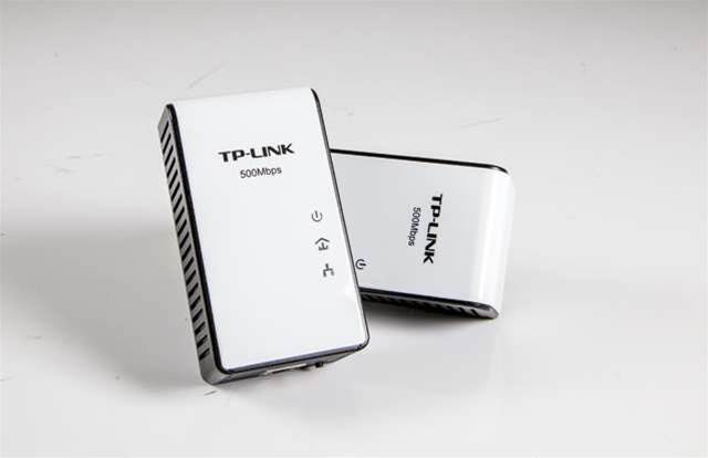 Product Brief: TP-Link AV500 Powerline Starter Kit
