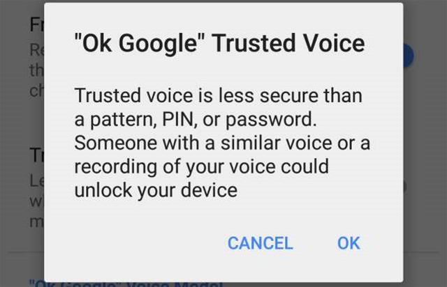New Android App Unlocks Your Phone At The Sound Of Your Voice