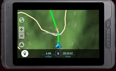 Magellan Takes GPS Navigation Off-Road