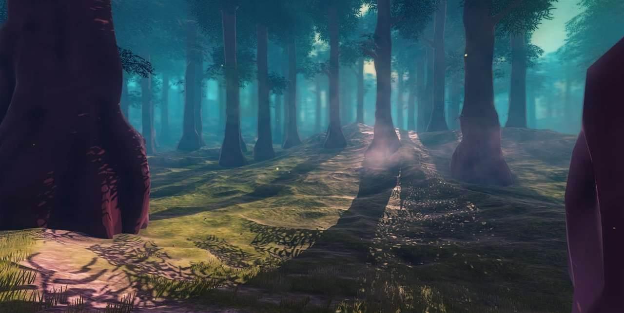 Tolroko is an intriguing open world adventure