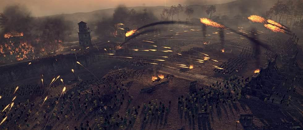Sega and Creative Assembly announce Total War: Attila