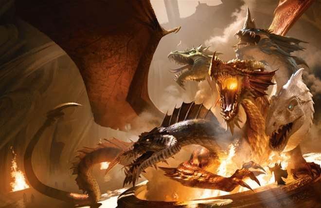 Dungeons and Dragons' fifth edition is almost here