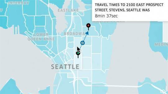 Uber opens up its traffic data for city planners and researchers