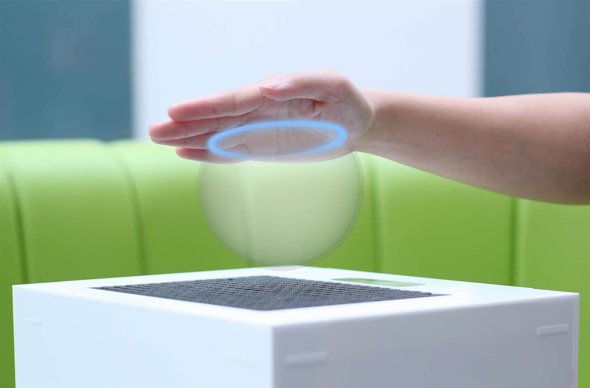 Forget Text Messages--Send Emotions Over The Air