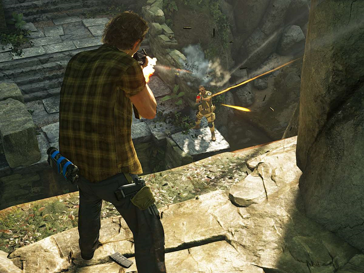 Uncharted 4's post-release maps and modes will all be free