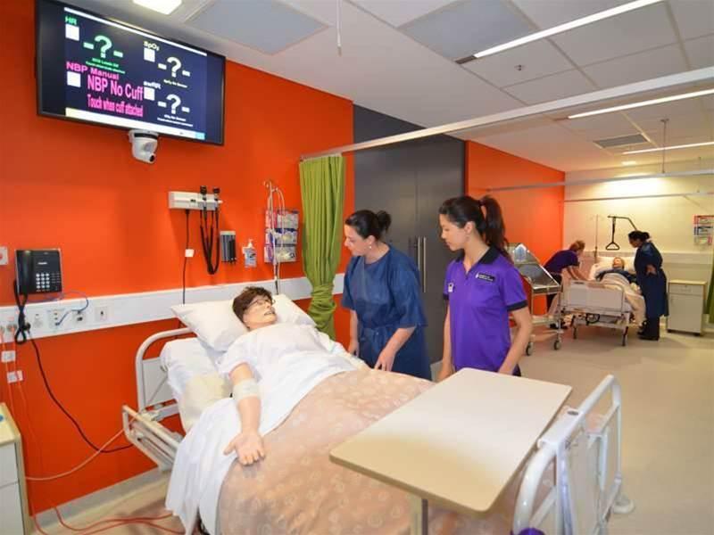UTS launches robotic nursing labs