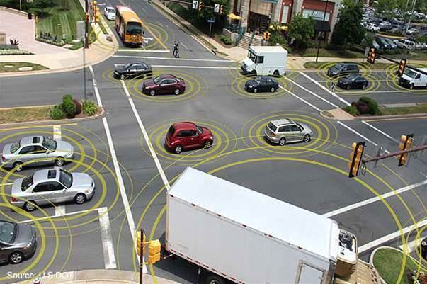US auto regulator pushes wireless transmitters for car safety