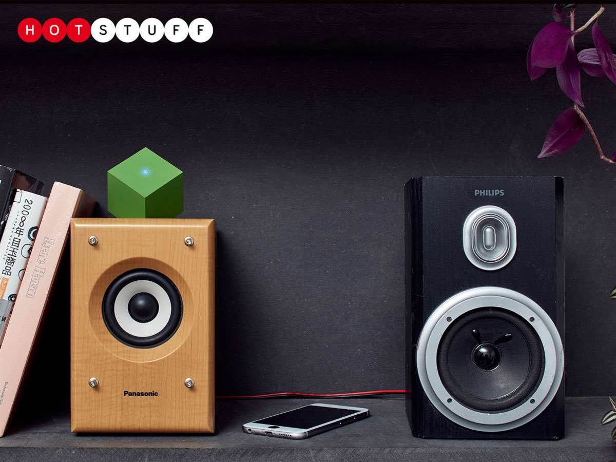 Vamp Stereo and Vamp Speaker offer up sweet and sustainable sounds