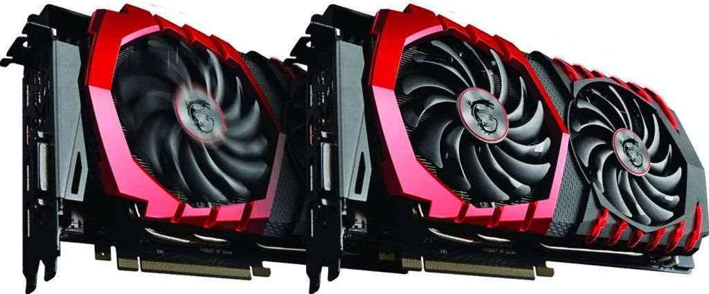 Review: MSI GTX 1070 Gaming X 8GB