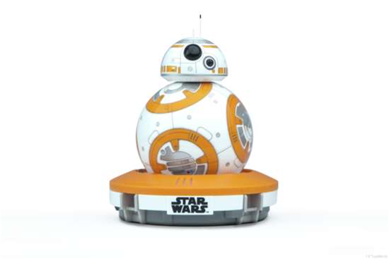 Star Wars BB8. Your little round BFF