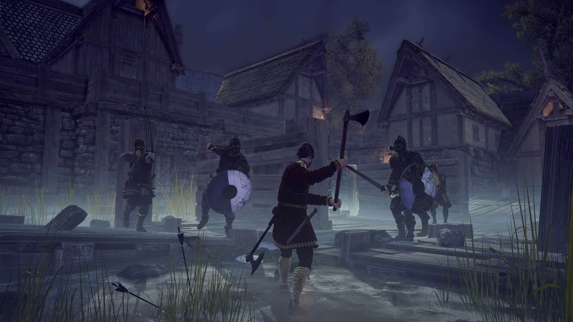 War of the Vikings early access available on Steam now