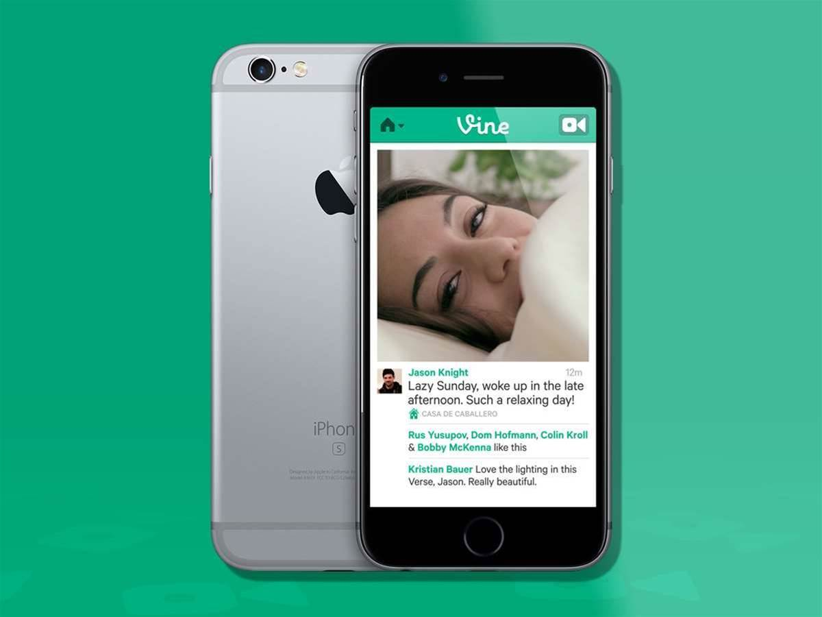 Vine grows longer: now you can create 140-second videos