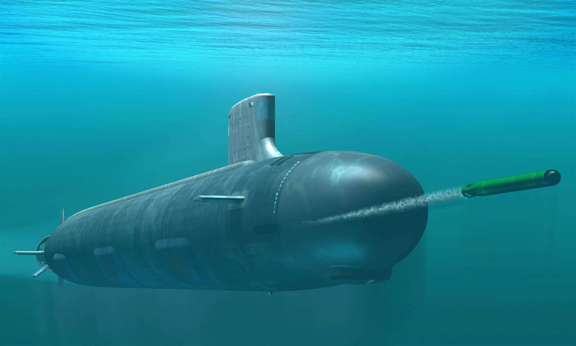 Facebook Executive Is The Sponsor Of A New Navy Submarine