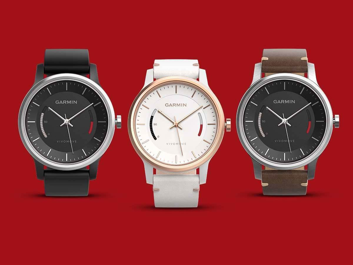 Garmin goes for gold with seriously slick Vívomove analogue smartwatch