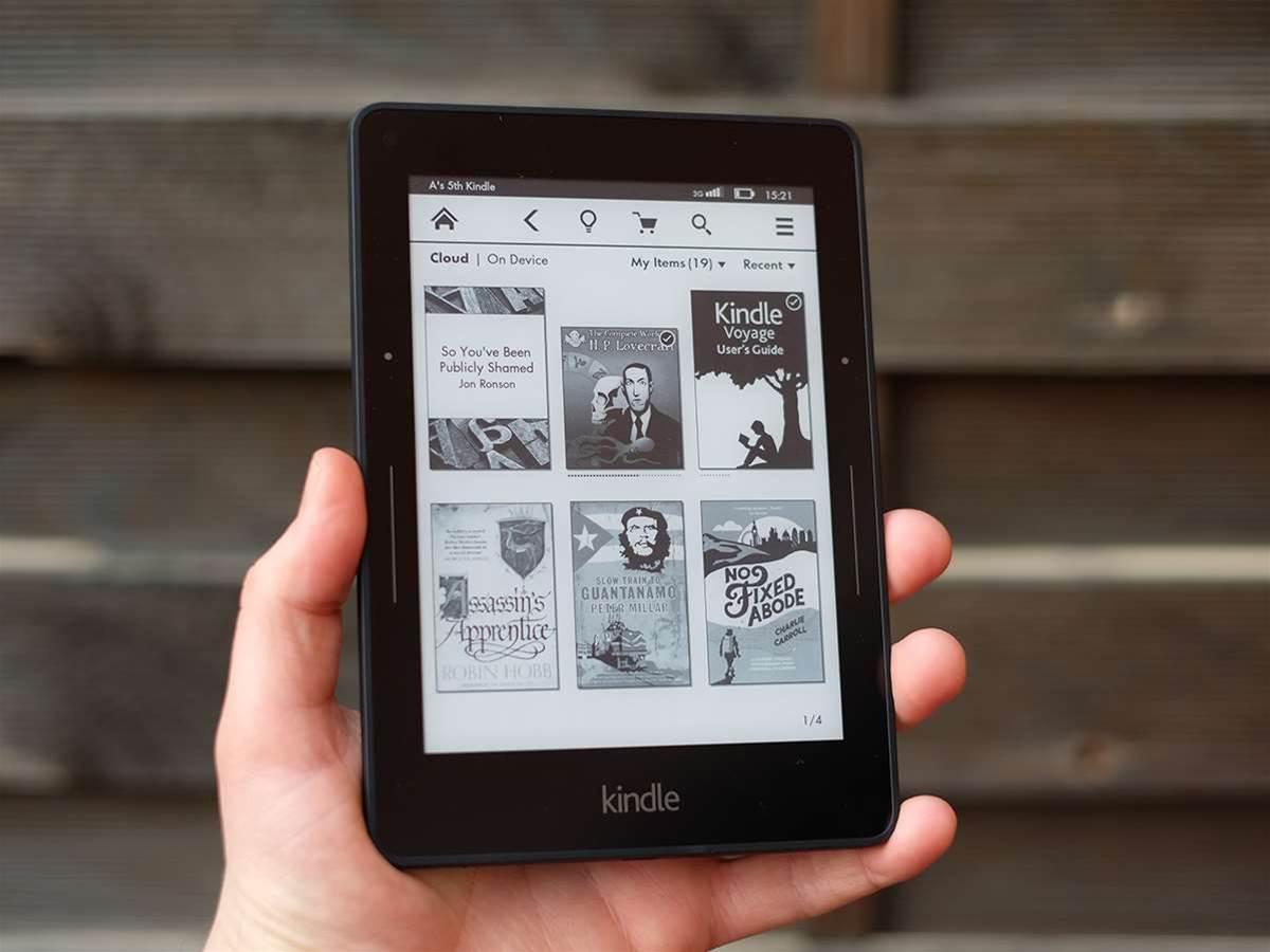 New high-end Kindle ereader coming next week