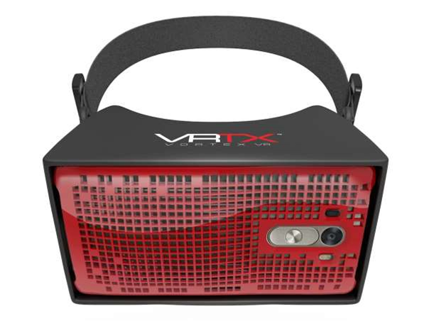 First VR headset for mobile phones is built for the LG G3