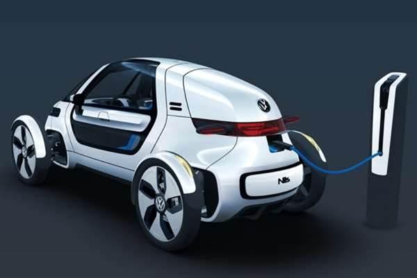 Volkswagen Designs One Seat Car - No Friends Required