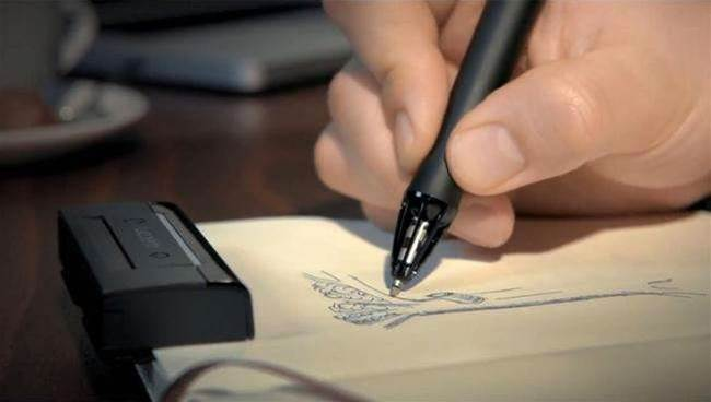 Testing the Best: The Wacom Inkling Turns Paper Into a Digital Sketchpad