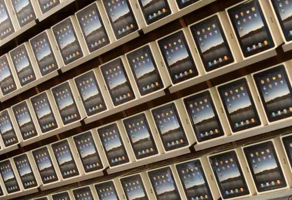 Tablet sales to surge 98% this year