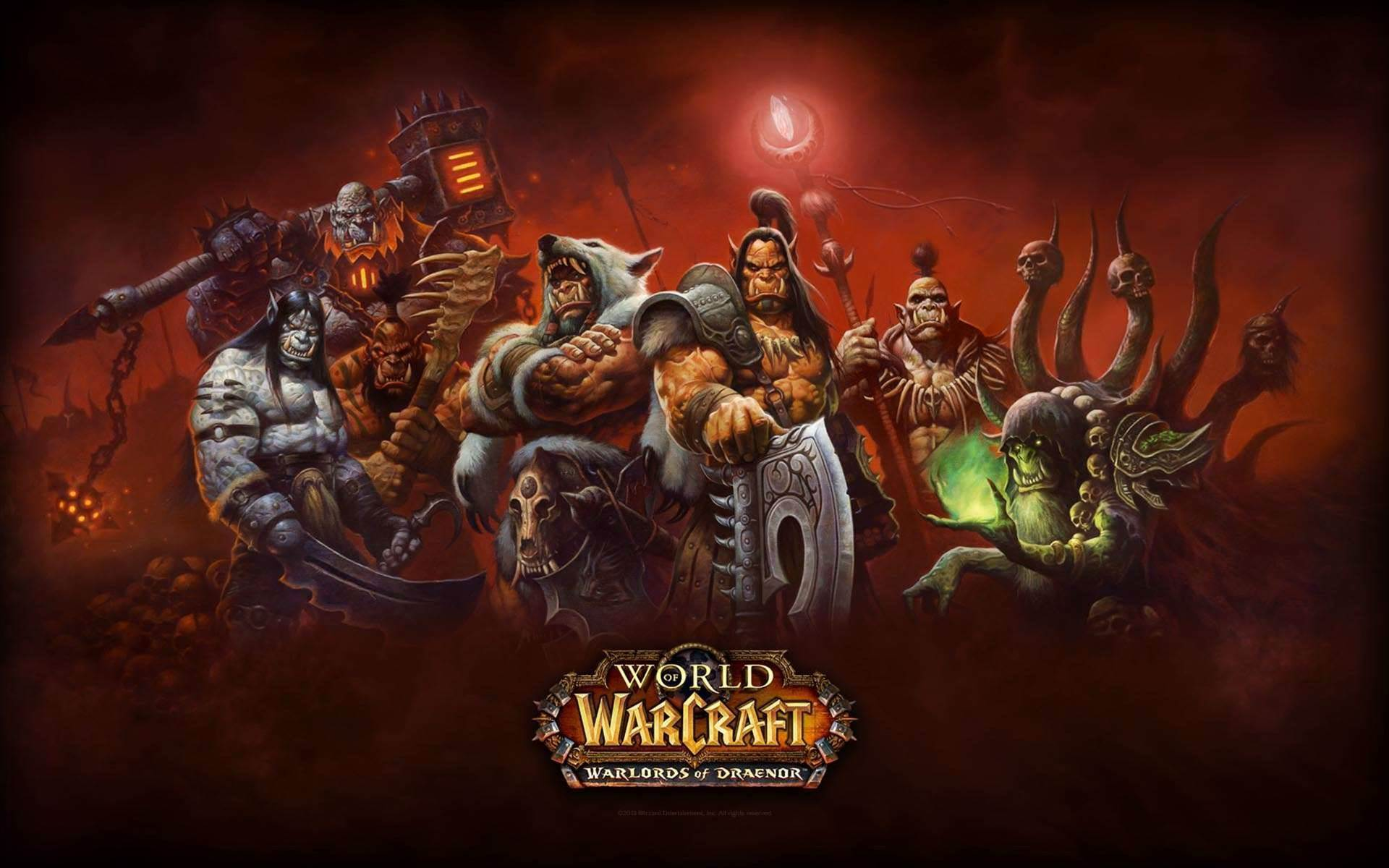Warlords of Draenor pre-orders open, with instant level 90 boost!