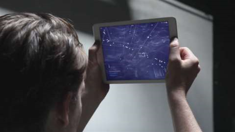 Dutch artist creates app that visualises wireless signals