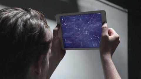 Dutch artist creates app that visualises wireless signals