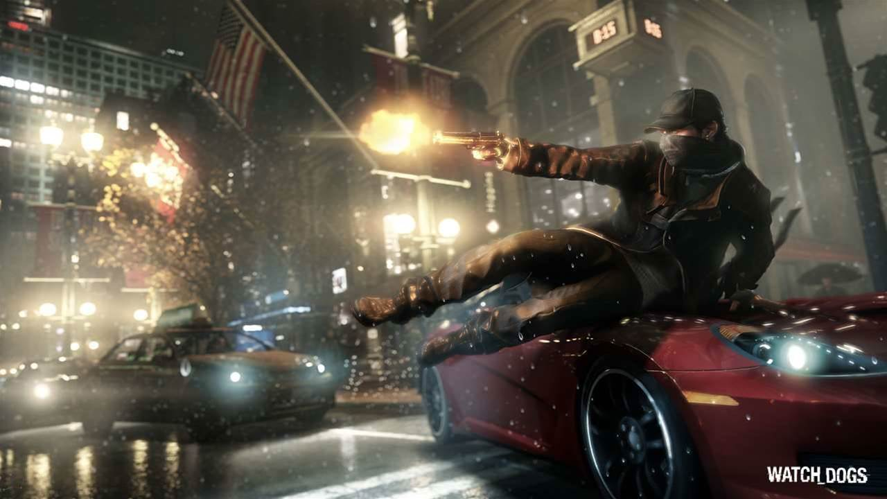 Watch_Dogs at Gamescom: new trailer, new movie deal