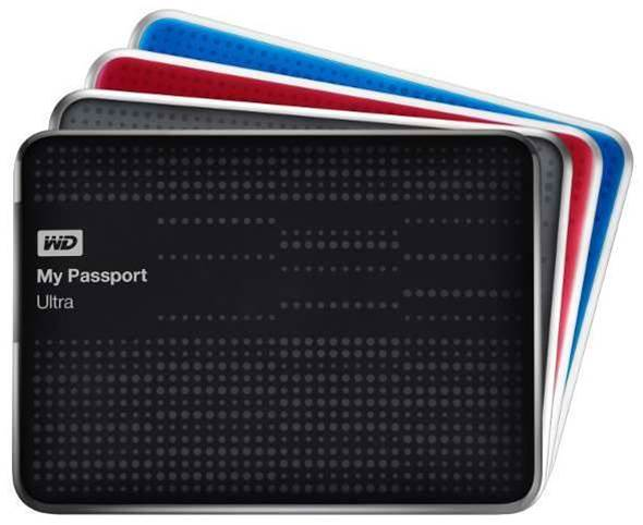 Labs Brief: WD My Passport Ultra 500GB